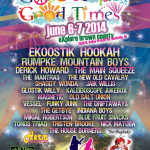 Good People Good Times 2014 Announce Dates and Lineup: Ekoostik Hookah, The Main Squeeze & More