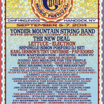 Announcing Catskill Chill 2014 with Yonder Mountain, The New Deal, Lettuce & More