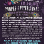 Purple Hatter's Ball Announce Artist Additions: The Motet, The Floozies & More