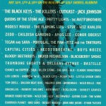 The Hangout 2014 Announce Lineup: The Black Keys, Outkast, Jack Johnson & More
