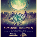 String Cheese Announce 2014 Hulaween Dates and Lineup: SCI (3 Nights), Thievery Corporation, Big Gigantic & More