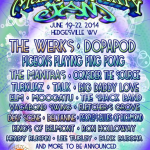 Mad Tea Party Jam Announce 2014 Dates and Initial Lineup: The Werks, Dopapod & More