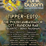 "Sonic Bloom ""The Unified Field"" Announce 2014 Lineup: Tipper, EOTO, The Polish Ambassador & More"