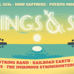 Strings and Sol 2014 with Yonder Mountain, Railroad Earth & More in Puerto Morelos, Mexico