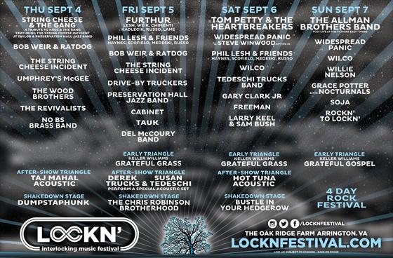 Lockn 2014