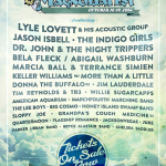 The 18th Annual Magnolia Fest 2014 with Lyle Lovett, Jason Isbell, The Indigo Girls & More