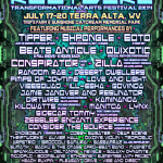 Rootwire Transformational Arts Festival 2014 with Tipper, Shpongle, EOTO & More