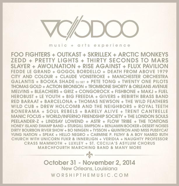 Voodoo 2014