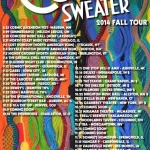 Cosby Sweater Announce 2014 Fall Tour