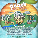 The Peach Music Festival Anounce 2014 Dates and Initial Lineup: Bob Weir and Ratdog, Allman Brothers, Trey Anastasio Band & More