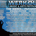 The Werk Out Music & Arts Festival 2014 with The Werks, Papadosio, Emancipator & More