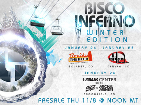 Bisco Inferno - Winter 2012