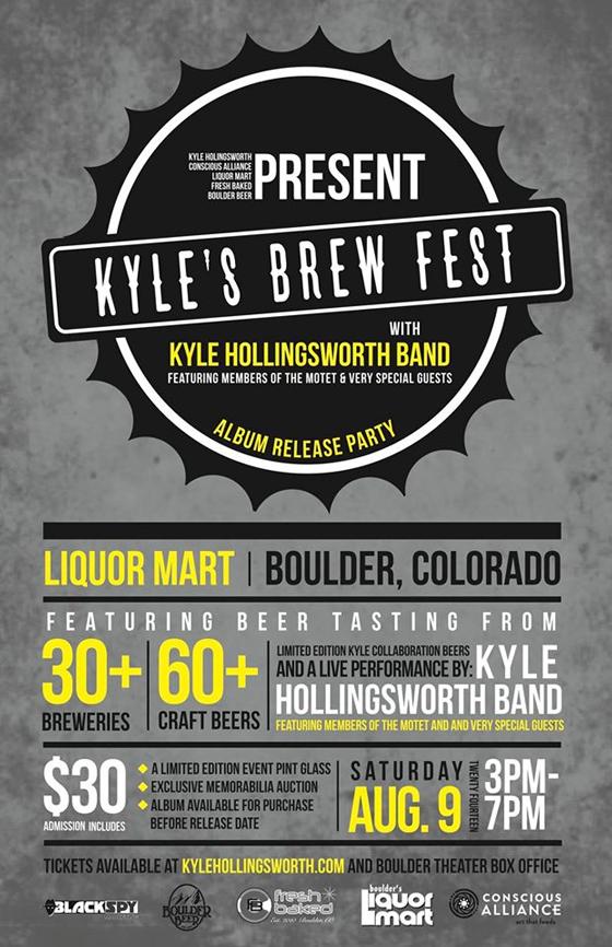 Kyle Brew Fest 2014
