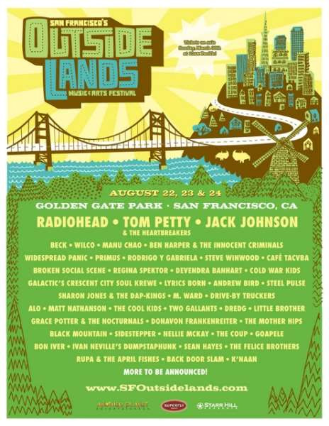 Outside Lands 2008