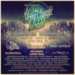 Suwannee Hulaween Announce 2014 Full Lineup: String Cheese, The New Deal, Big Gigantic & More