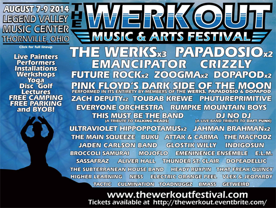 The Werk Out 2014