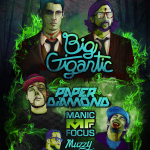 Freaky Deaky 2014 Halloween Costume Party with Big Gigantic, Paper Diamond & More