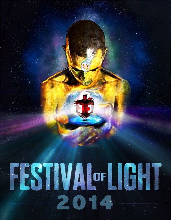 Festival Of Light 2014