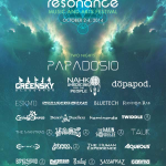 Resonance 2014 Announce Dates and Lineup: Papadosio, Greensky Bluegrass & More