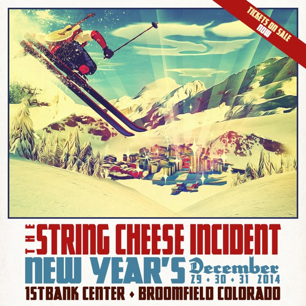 String Cheese Incident - NYE 2014