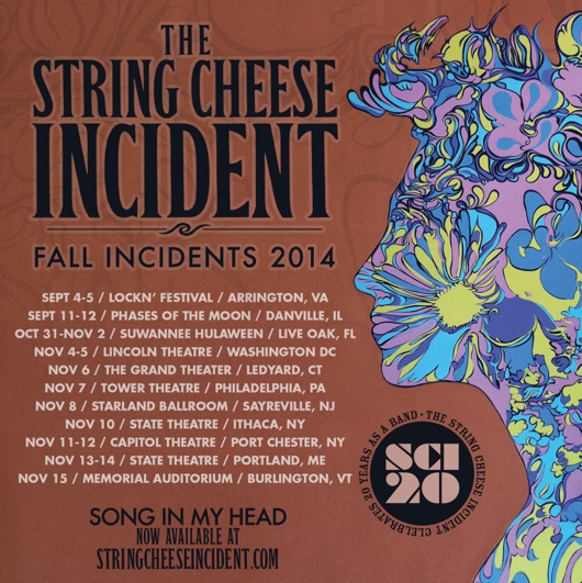 SCI Fall Tour 2014