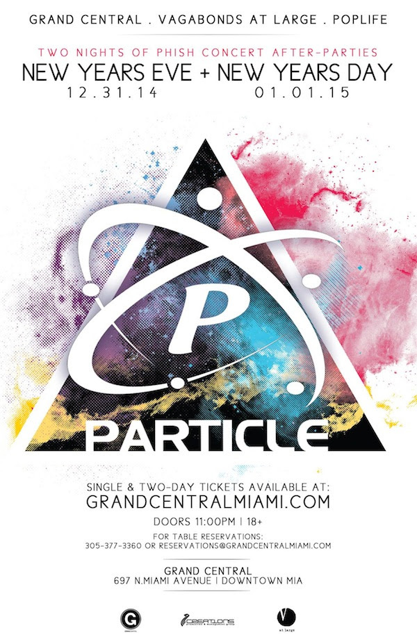 Particle - NYE 2014