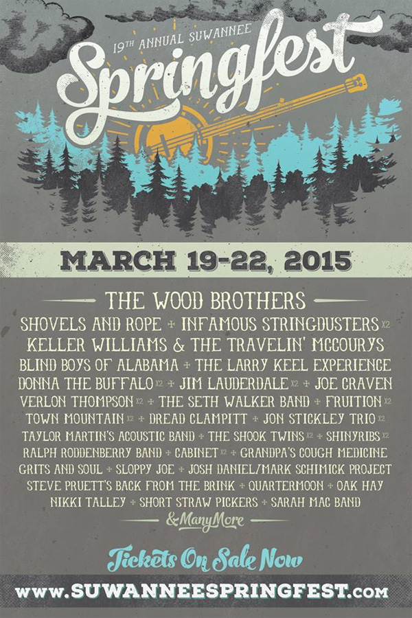 Suwannee Springfest 2015