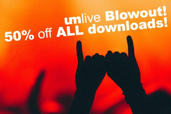 UMLive Blowout 2014