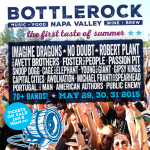 Bottle Rock 2015 with Robert Plant, No Doubt, Imagine Dragons & More