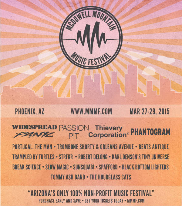 McDowell Mountain Music Festival 2015