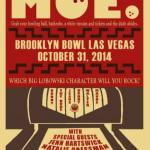 Moe. Halloween 2014 in Vegas