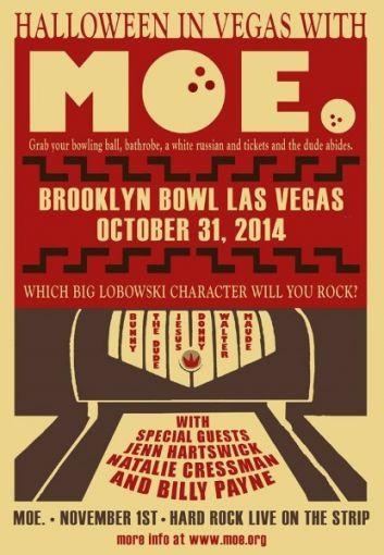 Moe. - Halloween 2014