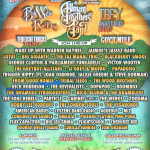 The Peach Music Festival 2014 Lineup: Bob Weir and Ratdog, Allman Brothers, TAB & More