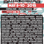 Shaky Knees Music Festival 2015 with The Strokes, The Avett Brothers, Wilco, & More