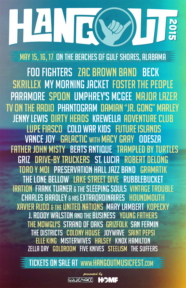 The Hangout 2015