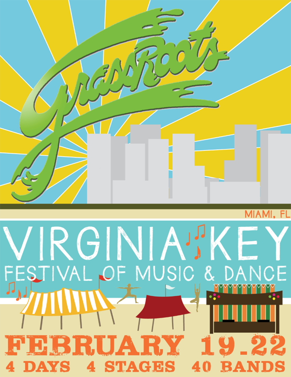 Virginia Key GrassRoots Festival of Musisc & Dance 2015