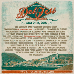 All Roads Lead to Del Fest 2015 with Del McCoury Band, Old Crow Medicine Show, David Grisman & More