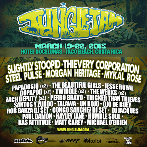Jungle Jam 2015