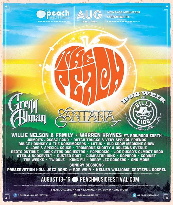 Peach Fest 2015