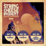 Announcing String Cheese Incident at Red Rocks in 2015