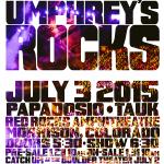Video ~ Umphrey's McGee Returns to Red Rocks 2015