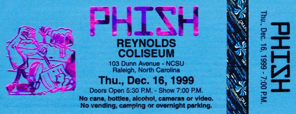 Phish - 12.16.99