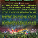 Wakarusa 2015 with 6 Stages and 150+ Artists