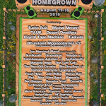 Hyperion 2015 Homegrown Festival with Turbo Suit, Tauk, Michal Menert & More