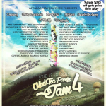 The Mad Tea Party Jam 4 featuring Dopapod, Rising Appalachia, The Werks & More