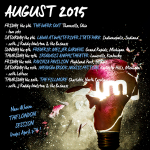 Umphrey's McGee August 2015 Tour