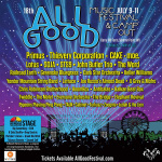 All Good 2015 featuring Primus, Cake, Thievery Corporation & More