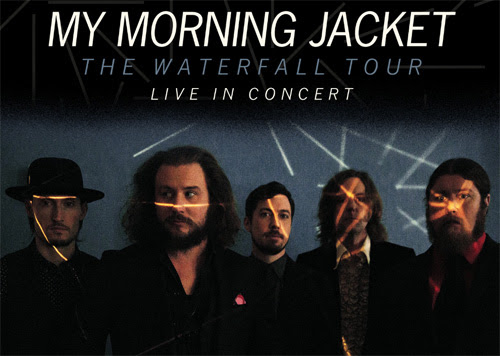 My Morning Jacket - The Waterfall Tour 2015