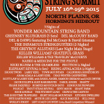 Northwest String Summit 2015 Dates and Lineup: Yonder Mountain (3 sets), Greensky Bluegrass (3 sets) & More