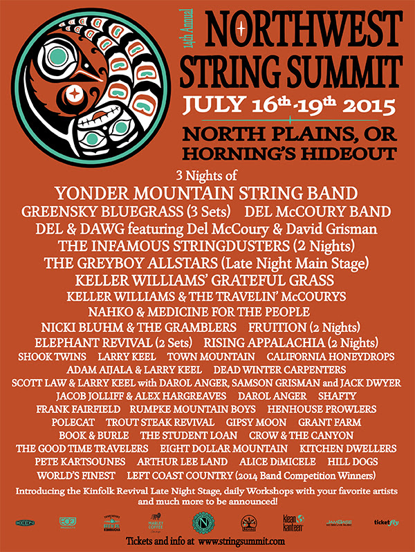 Northwest String Summit 2015